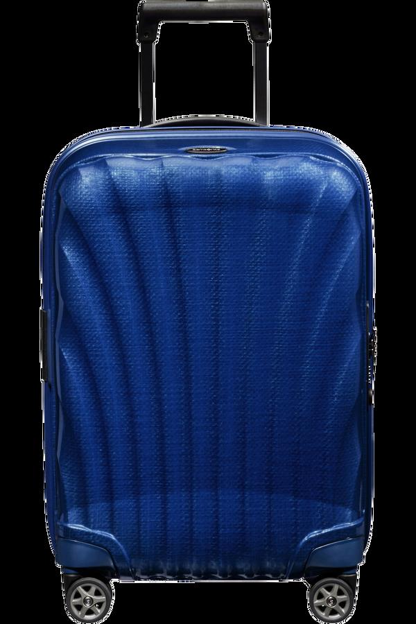 Samsonite C-Lite Spinner Expandable 55cm  Tmavě modrá