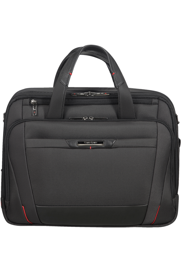 Samsonite Pro-Dlx 5 Laptop Bailhandle Expandable  39.6cm/15.6inch Černá
