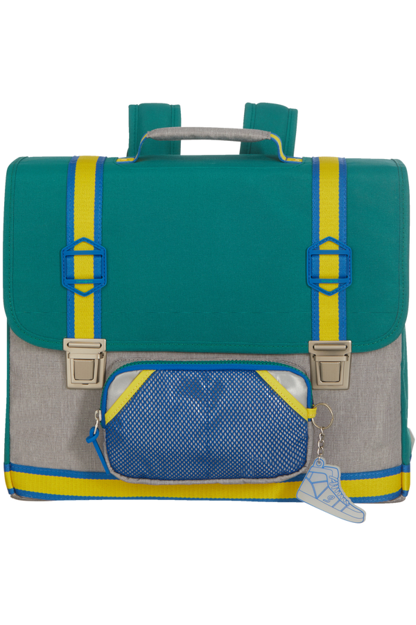 Samsonite Sam School Spirit Schoolbag M  Lemon Fields