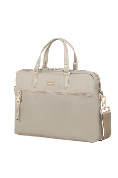 Karissa Biz Ladies' business bag Light Taupe