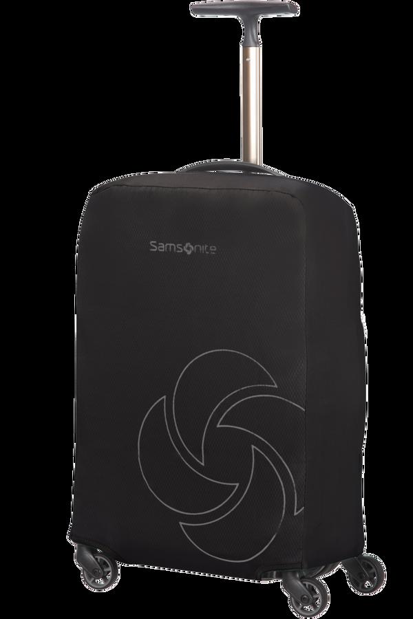 Samsonite Global Ta Foldable Luggage Cover S  Černá