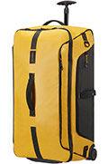 Paradiver Light Taška s kolečky rozšiřitelná 79cm Žlutá