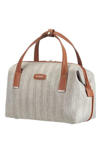 Lite DLX Kosmetický kufřík Popelavá šedá