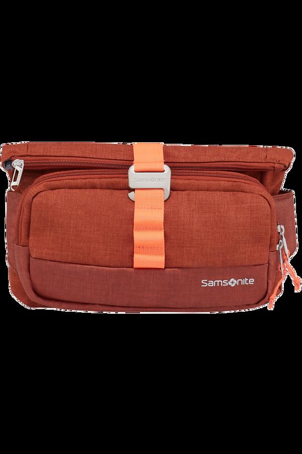 Samsonite Ziproll Belt Bag  Oranžová