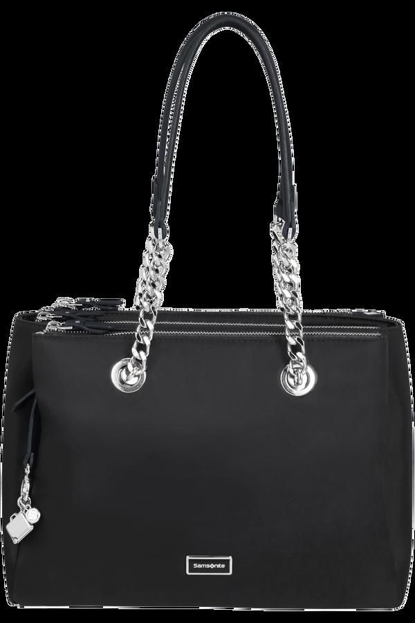 Samsonite Karissa 2.0 Shopping Bag 3 Compartments  Černá