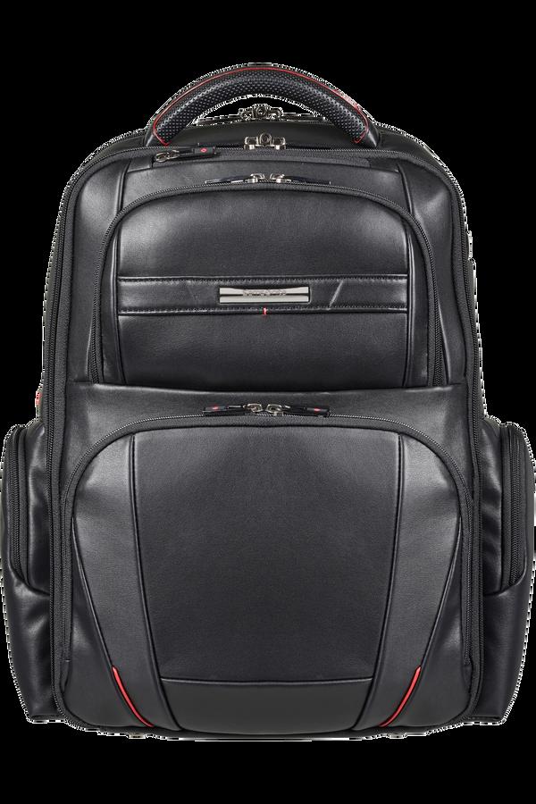 Samsonite Pro-Dlx 5 Lth Laptop Backpack  15.6inch Černá