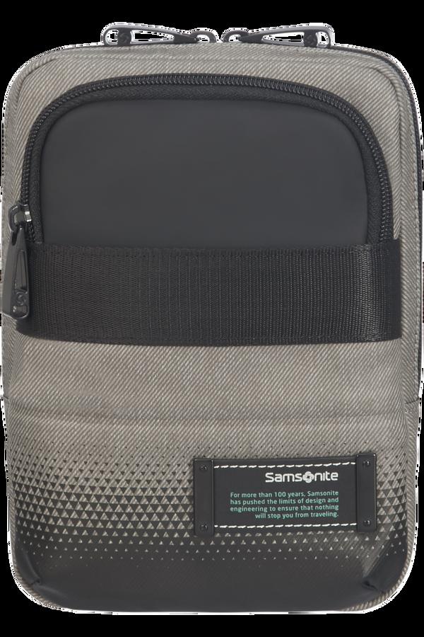 Samsonite Cityvibe 2.0 Tablet Crossover Bag S  Popelavá šedá