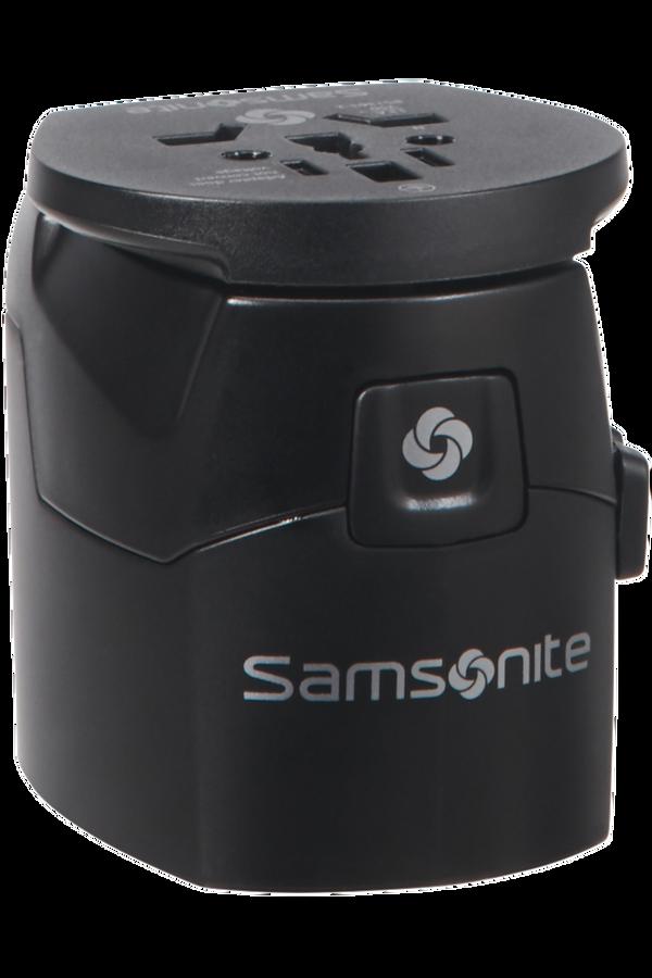 Samsonite Global Ta Worldwide Adapter Černá