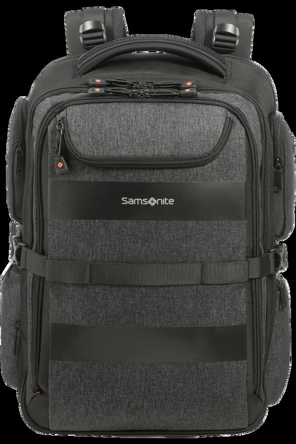 Samsonite Bleisure Backpack 15.6' Exp Overnight  Antracitová šedá