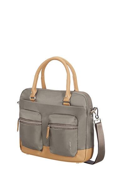 Move Pro Ladies' business bag Stříbrná zelená