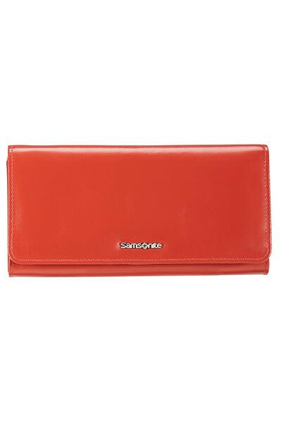 Lady Chic II SLG Peněženka Korálová červená