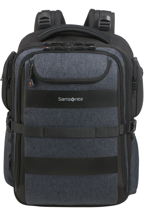Samsonite Bleisure Backpack 15.6' Exp Overnight  Tmavě modrá