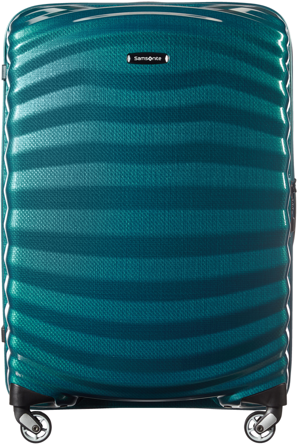 Samsonite Lite-Shock Spinner(4 kolečka) 69cm, Petrolejová modrá