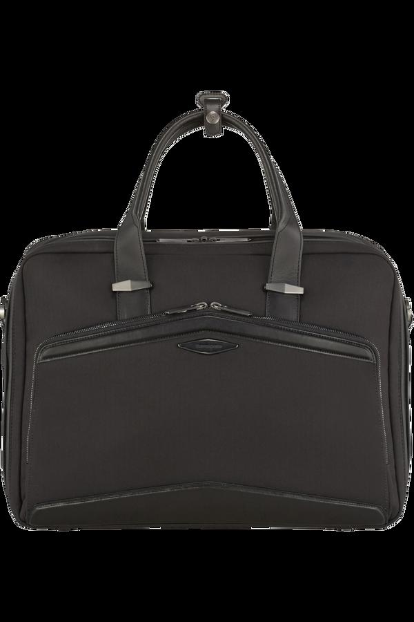 Samsonite Selar Shoulder Bag 24H  Černá