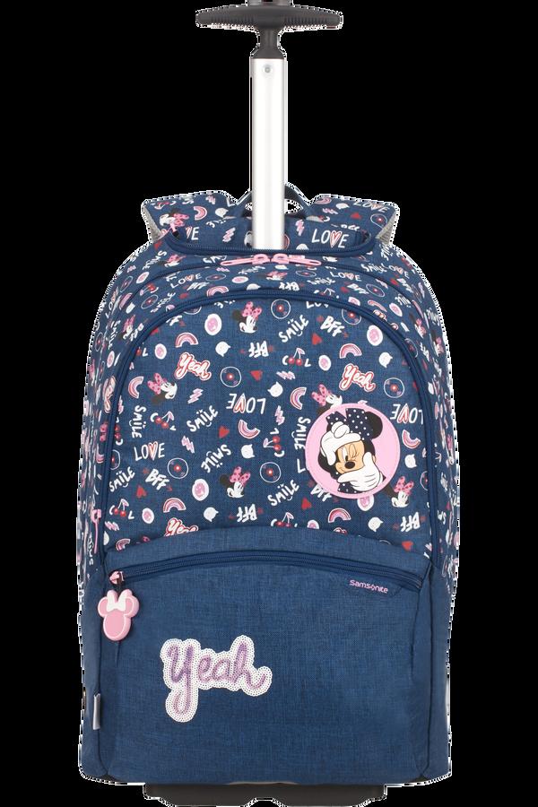 Samsonite Color Funtime Disney Backpack/Wh Disney  Minnie Doodles