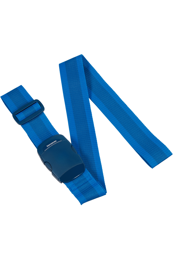Samsonite Global Ta Luggage Strap 50mm Půlnoční modrá