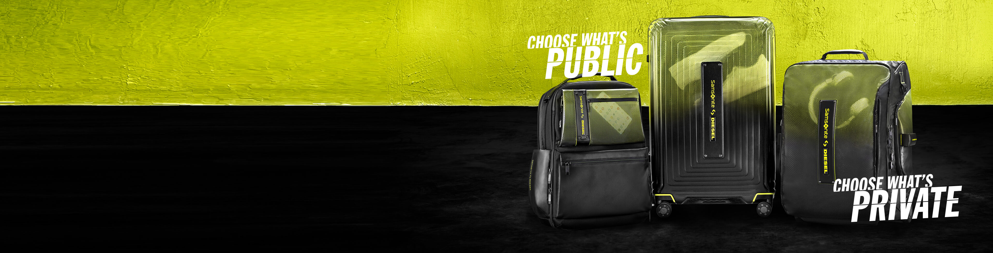 Limitovaná edice zavazadel