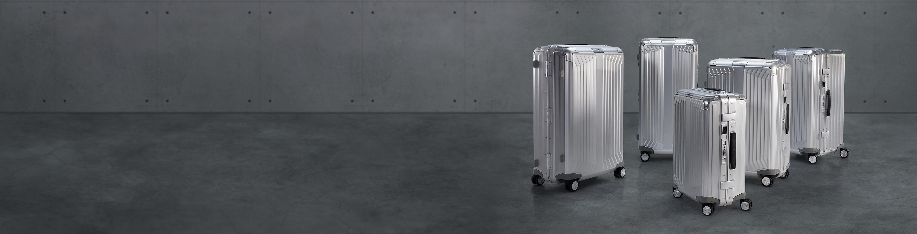 Aluminiové kufry